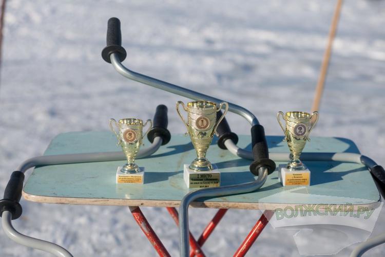 В Волжском прошли соревнования по рыболовному спорту