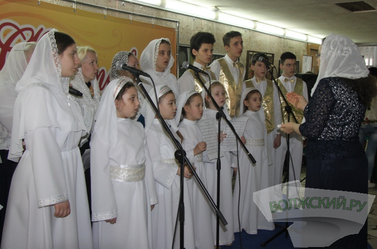 В Волжском прошёл фестиваль постной кухни