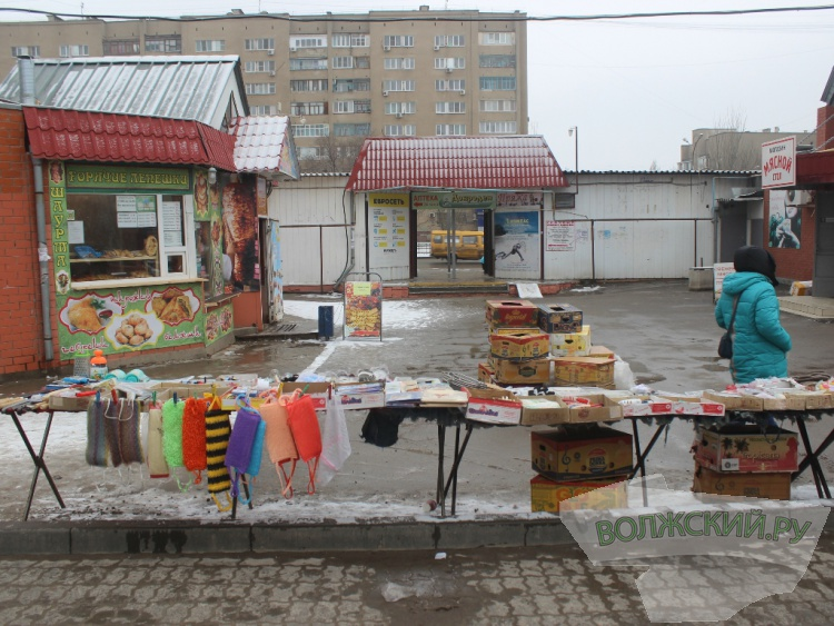 В Волжском торговца оштрафовали за продажу сала