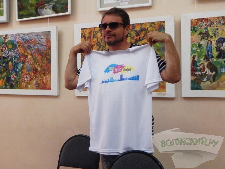 Владимир Маркин: «Мне импонирует то, что делает мэр Волжского!»