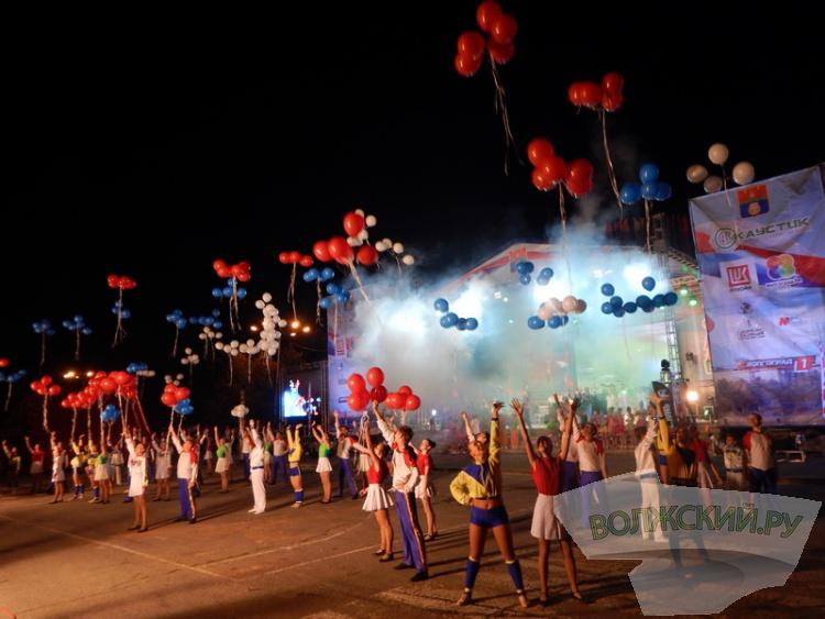 Волгоградцы отметили День города. Большой фотоотчет