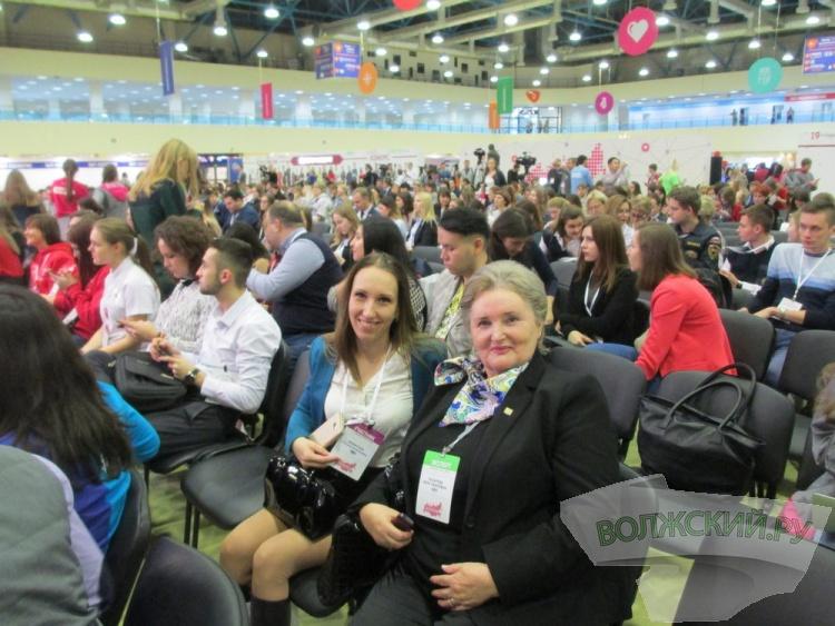 Волжане приняли участие во всероссийском форуме добровольцев