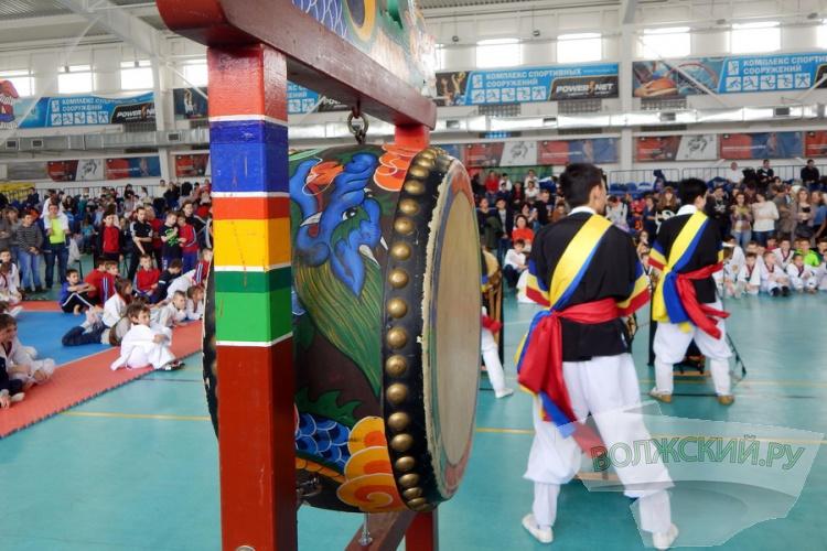 Волжане приобщились к корейской культуре