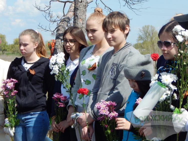 Волжане проложили «Дорогу к обелискам» в рамках всероссийской акции