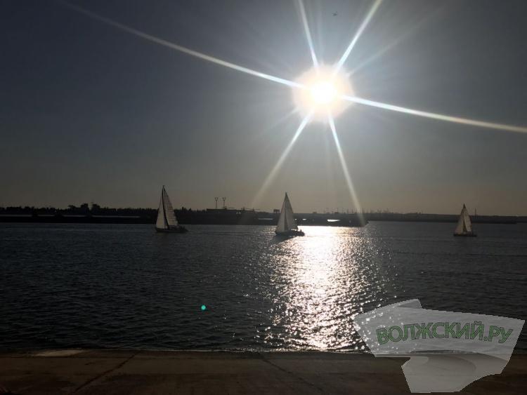 Волжане стали победителями и призерами регаты крейсерских яхт