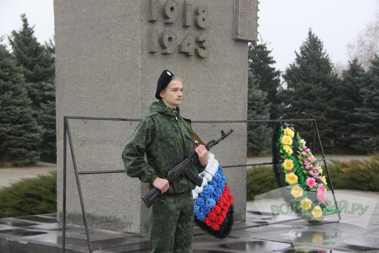 Волжане вспомнили начало контрнаступления под Сталинградом