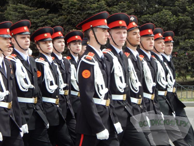 Волжский празднует День Победы