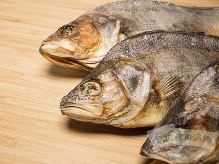 Употребление вяленой рыбы закончилось гибелью отботулизма для 2-х граждан Волгоградской области