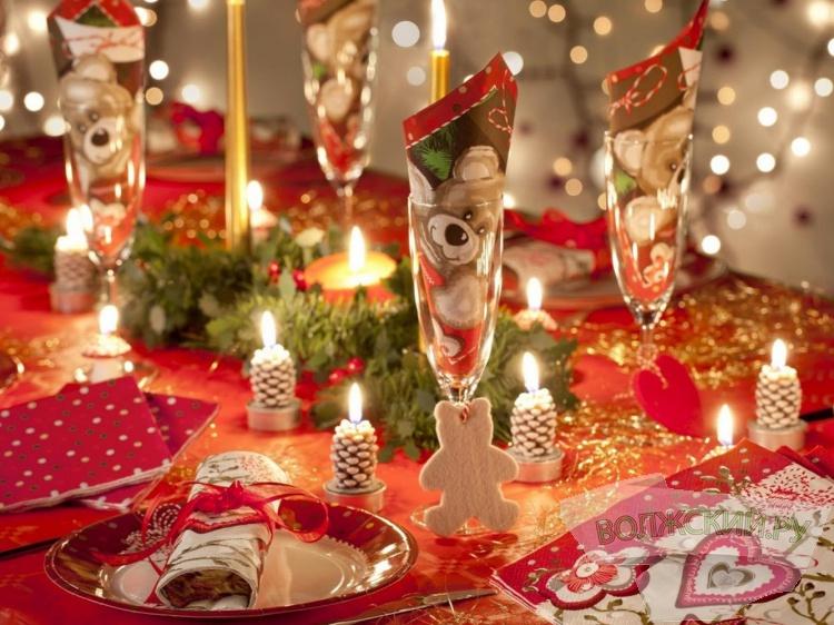 ВВолгограде подсчитали стоимость новогоднего стола исалата оливье