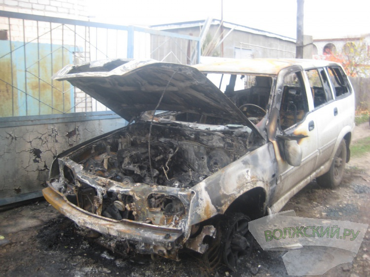 Оперативная обстановка с пожарами в Волжском