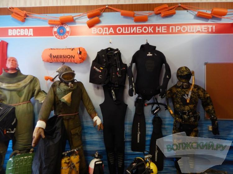 В Волжском открылся первый в России музей ВОСВОД