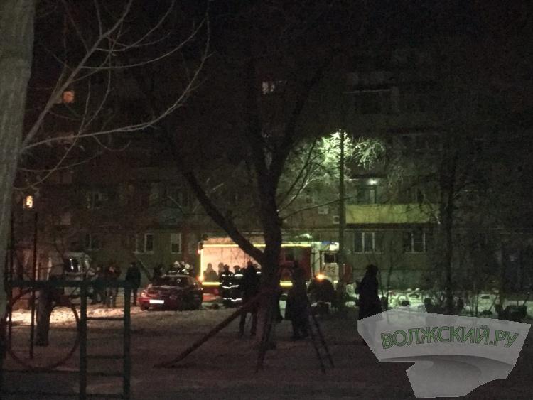 В Волжском в жилом доме произошел взрыв