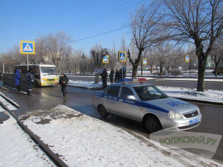 Волжские пешеходы чаще нарушают ПДД