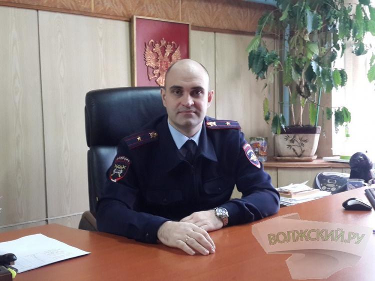 Волжский РЭО ГИБДД заработал в обновленном виде
