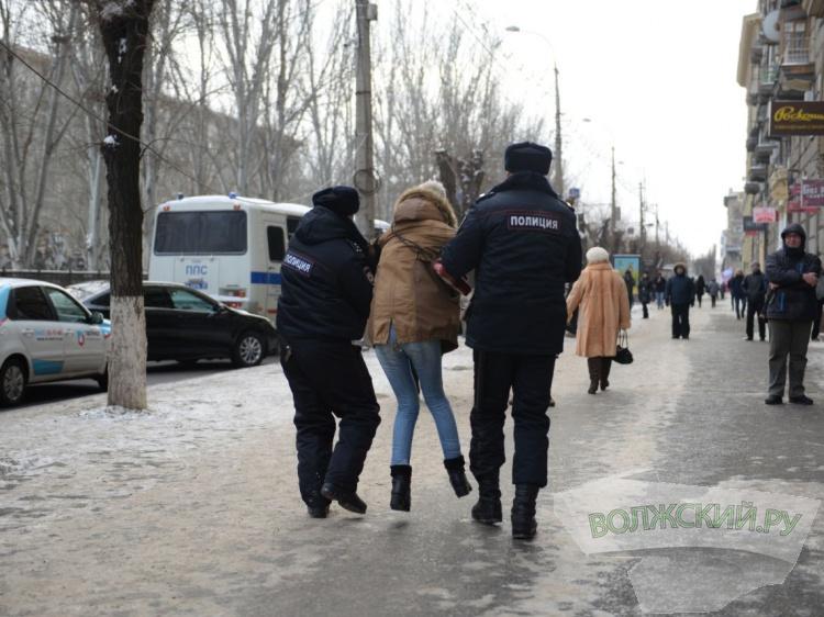 В Российской Федерации на«забастовки избирателей» задержали около 40 человек