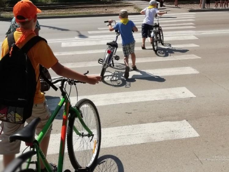 В Волжском накажут родителей несовершеннолетних велосипедистов 95.163.3.15