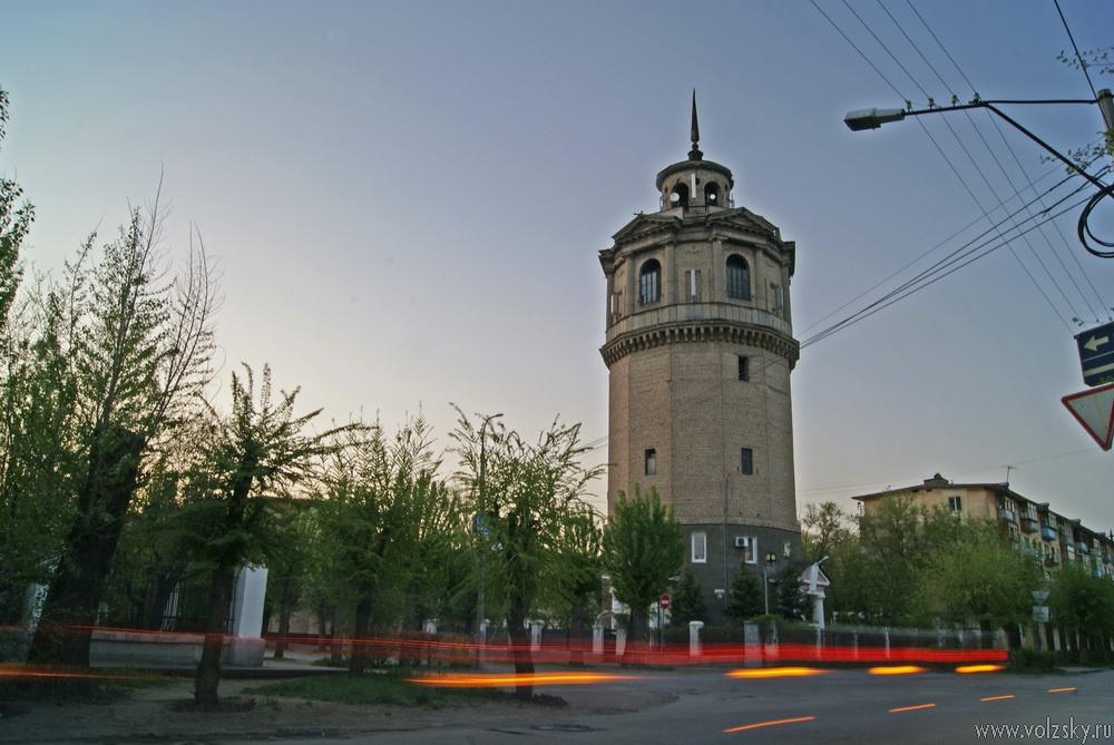 Волжская водонапорная башня
