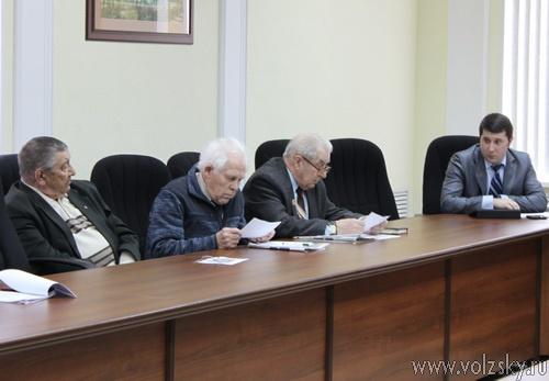 Депутатская комиссия разбиралась с газовыми счётчиками