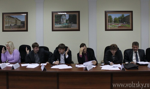 Дума и комиссия по бюджету 14-12-2010