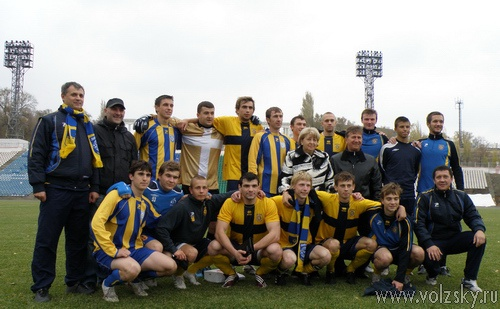 «Энергия» сезона 2010