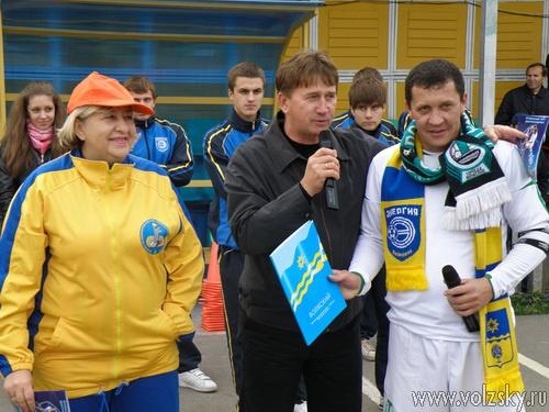 Энергия Торпедо Прощальный матч Дмитрия Пискунова