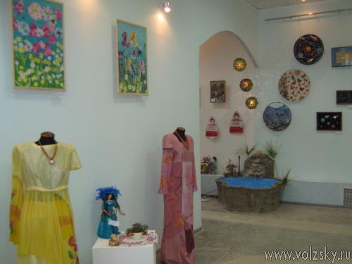 Галерея творческого мастерства