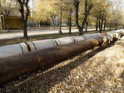 Голые трубы Волжский