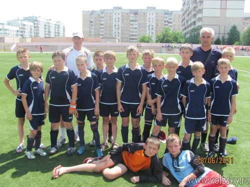 Как оценивать итоги вояжа юных волжских футболистов в Белгород?