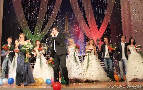 Лучшая свадебная пара 2010 года