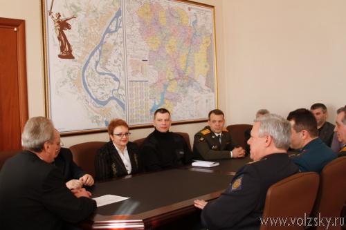 Совет безопасности Волгоградской области