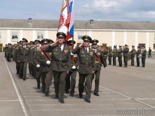 Торжественный прием ветеранов войны