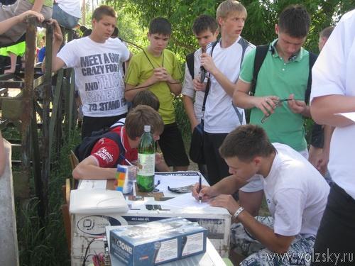 Турнир по дворовому футболу - 2011 открыт