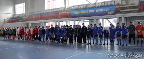 турнир по мини-футболу