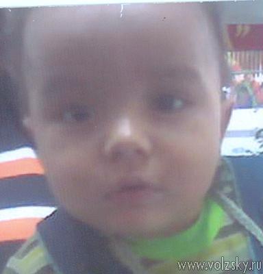 В Волжском похищен годовалый ребёнок