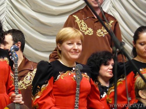 В Волжском прошёл концерт Иванны