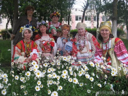 Волжские мастера примут участие в записи программы «Играй, гармонь!»