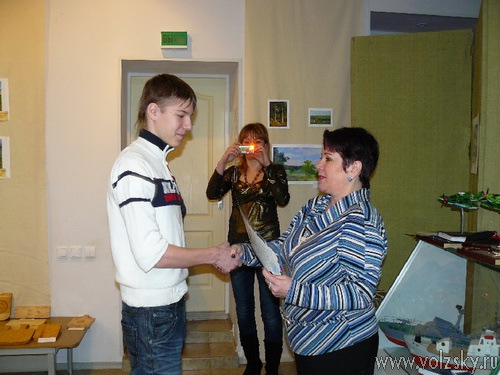 Выставка технического творчества учащихся городских школ