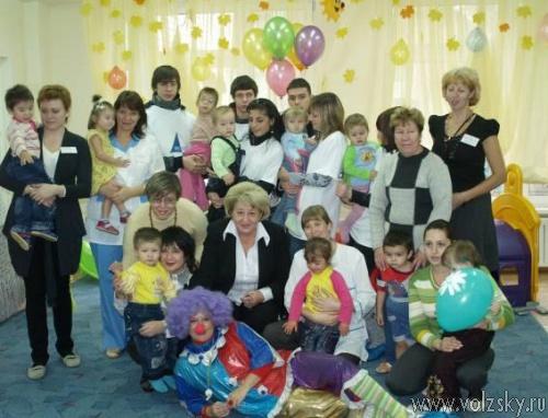 Забота и внимание - детям