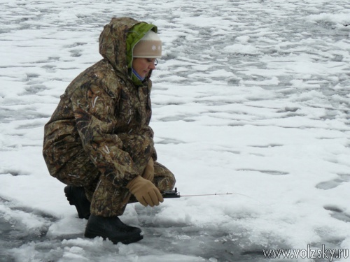 Зимняя Ахтуба 2011