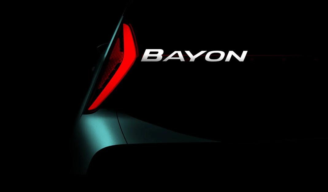 Кроссовер Hyundai Bayon