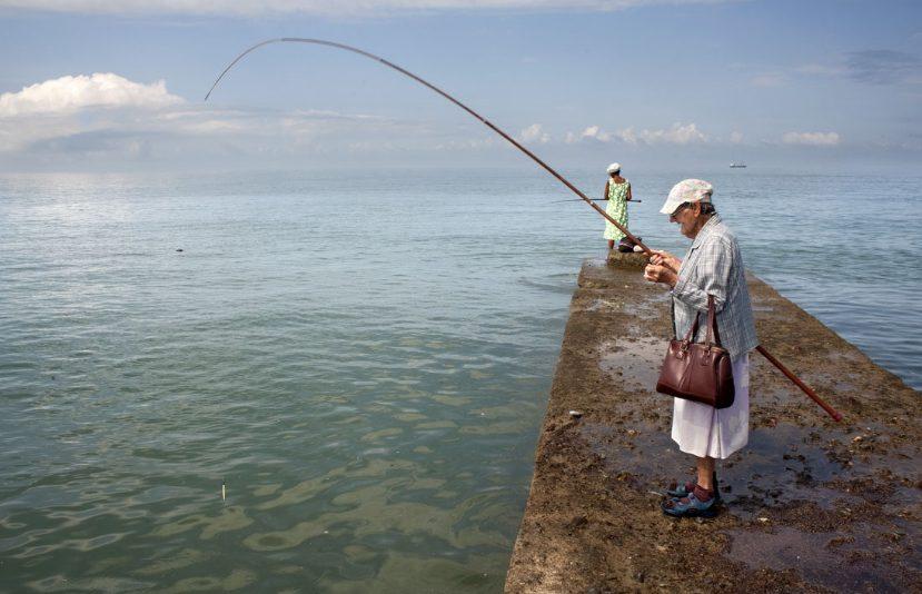 Рыбалка в Черном море