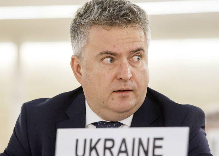Постоянный представитель Украины при ООН Сергей Кислица