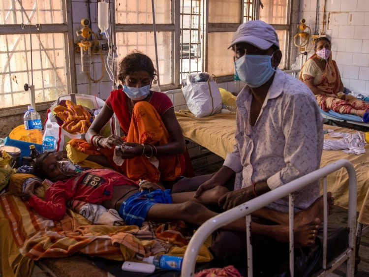 Индия новая неизвестная болезнь