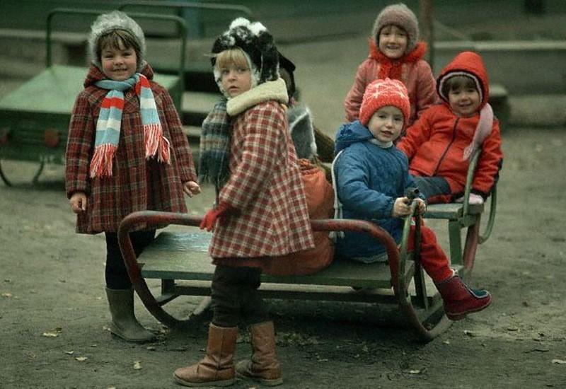 Новый тест: Что вы помните о жизни в СССР?