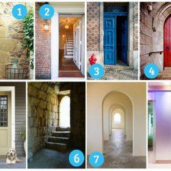 Одна из дверей на картинке – дверь в ваше будущее. Какую выберете?