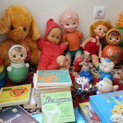 Какие игрушки дарили детям в СССР