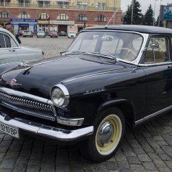 Газ 21 «Волга» – лучший автомобиль своего времени