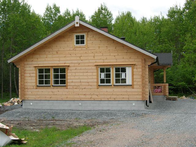 Финские дома фото цены