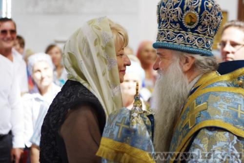 Konstantinovich: поздравление волжан с днём города