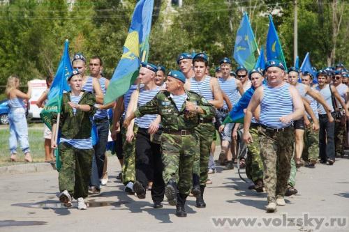 Konstantinovich: день ВДВ 2010